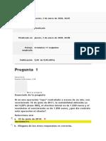 EVALUACION INICIAL MERCADOS DE CAPITAL