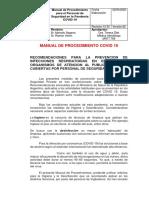Manual de Prodimiento COVID-19