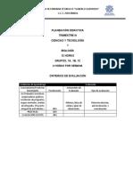 Planeación Didáctica (APRENDIZAJES CLAVE)_CIENCIAS_1_BIOLOGÍA_TRIMESTRE_III