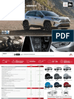 Ficha Técnica - Ficha técnica Toyota Rav4 Híbrido