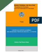 CLARICE Vaz Peres ALVES_Tese A ESCRITA NO CONTEXTO ACADÊMICO.pdf