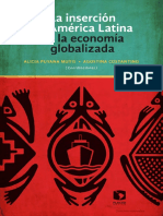Inserción de AL en la economía globalizada
