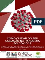 Vol. 1 - Como cuidar do seu coração na pandemia
