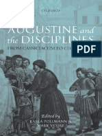 Augustine and the  Disciplines - Pollmann