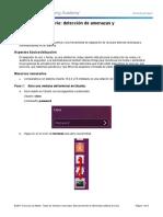 3.3.1.9 Lab - Detecting Threats and Vulnerabilities.pdf