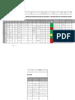 MATRIZ DE  IDENTIFICACIÓN DE PELIGROS (1)