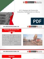 UC 3 Equipos de Protección Colectiva, Señalización en Obra y EPI.pdf