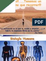 Biologia Humana - Programa 2020 UNSL