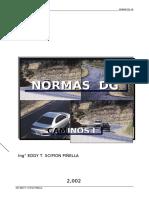 manual facil para el curso de caminos