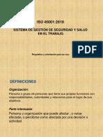 Fundamentación ISO 45001 EP PARTE 01 (PRESENTACION) (1)