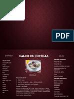CALDO DE COSTILLA