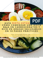 Guía para comenzar una dieta cetogénica (baja en carbohidratos y rica en grasa) en 10 pasos