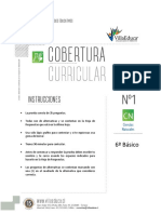 CCURRICULAR1 CIENCIAS 6BASICO