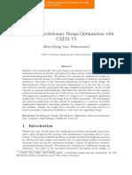 CAD-basedEvolutionaryDesignOptimization