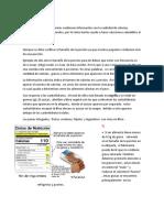 Etiquetas Alimentarias. Fernanda Jirón.docx