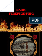 Basic Firefighting lecture
