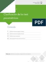 PSICOMETRIA ESCENARIO 4