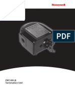 01 DVC100 (I) Termination Unit Installation Guide (English)