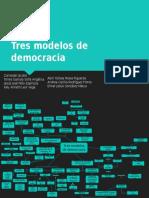 1. Tres modelos de democracia.pptx
