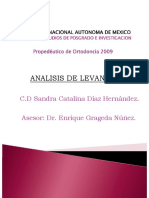 ANALISIS DE LEVADOSKY