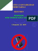 Parcial I Tributaria II