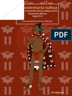 Alarcón Luis Armando-Indumentaria nahua. Ropa y ornamento de los nahuas de la Cuenca de México. Siglo XVI..pdf