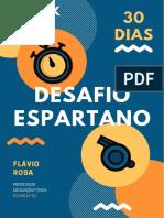 E-book-Espartanos maromba