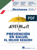 Prevención en Salud, El Mejor Seguro