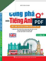Công phá 8+ Tiếng Anh đề thi vào lớp 10 - Bùi Văn Vinh.pdf