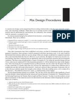 Ch-3 Mix Design procedure