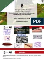 1. Generalidades en el Diagnostico de Malaria.pptx