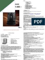 MANUAL DE UTILIZARE SK 205.pdf