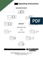Flender Gearbox