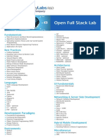 Open-Full-Stack-Lab