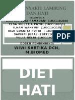 DIET PENYAKIT LAMBUNG DAN HATI