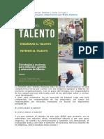 Gestión del Talento (retención del talento)