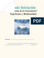 Iniciación en la Canalización y Mediumnidad