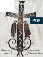 Edy Mars 2019 - Porter sa croix, chemin de résurrection.