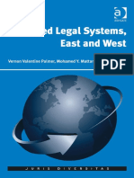 (Juris Diversitas) Vernon Valentine Palmer, Vernon Valentine Palmer, Mohamed Y. Mattar, Anna Koppel - Mixed Legal Systems, East and West-Ashgate Publishing Company (2015).pdf