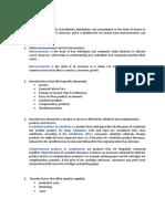 4. Microeconomics