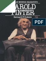 (Macmillan Modern Dramatists) Bernard F. Dukore (auth.) - Harold Pinter-Macmillan Education UK (1982).pdf