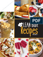 Lean Body Recipes – Volume 1.pdf