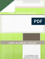 Ilmi Alamiah Dasar (MR).pptx