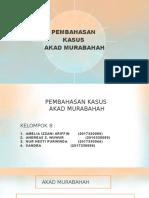 Presentasi Ak. Syariah