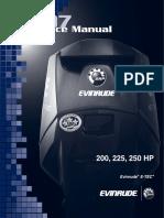 5007215 Evinrude E-TEC 200-250 HP