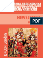 ISKCON London (UK)-2008 05-May Newsletter