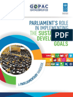 parliaments role in implementing the SDGs.pdf
