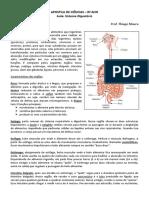 Sistema Digestório (Texto de Apoio)