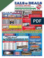 Steals & Deals Central Edition 4-9-20