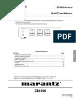 MARANTZ ZS-5300
